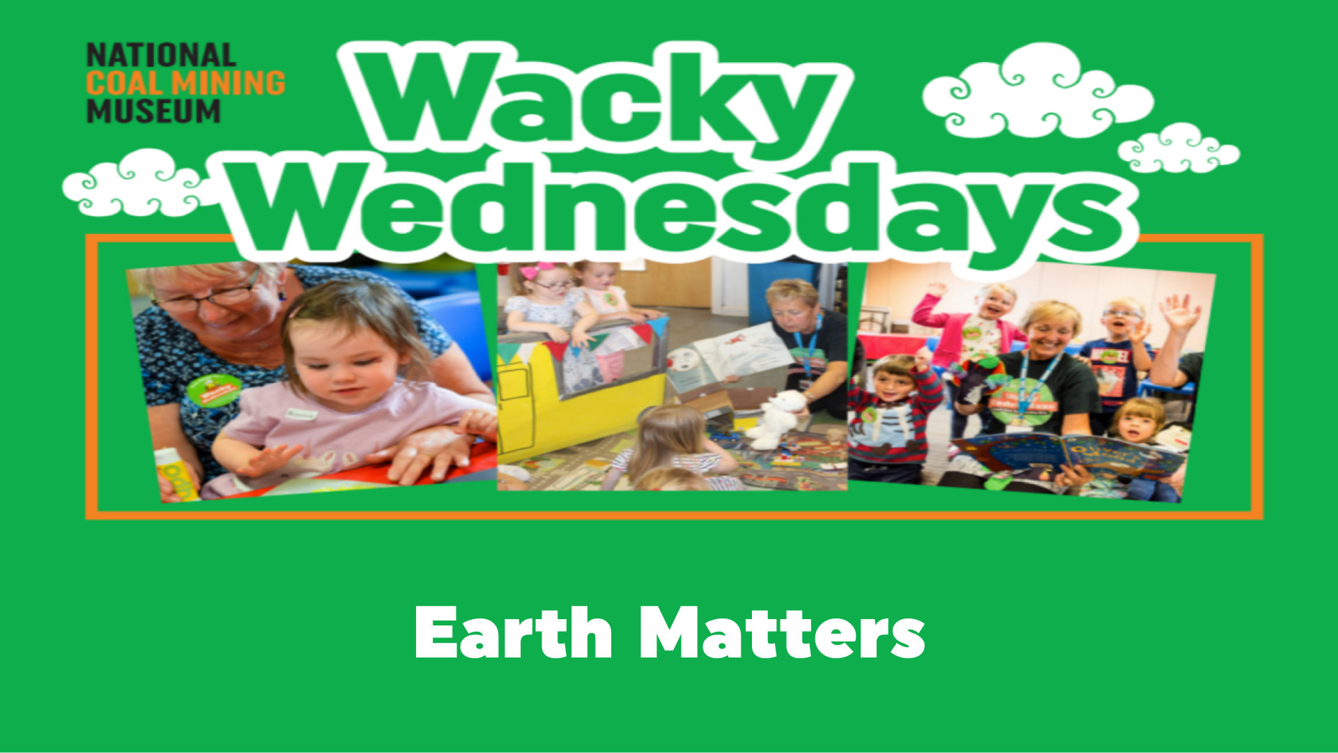 Wacky Wednesday: World Earth Day
