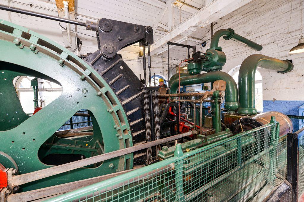 Steam Winding House