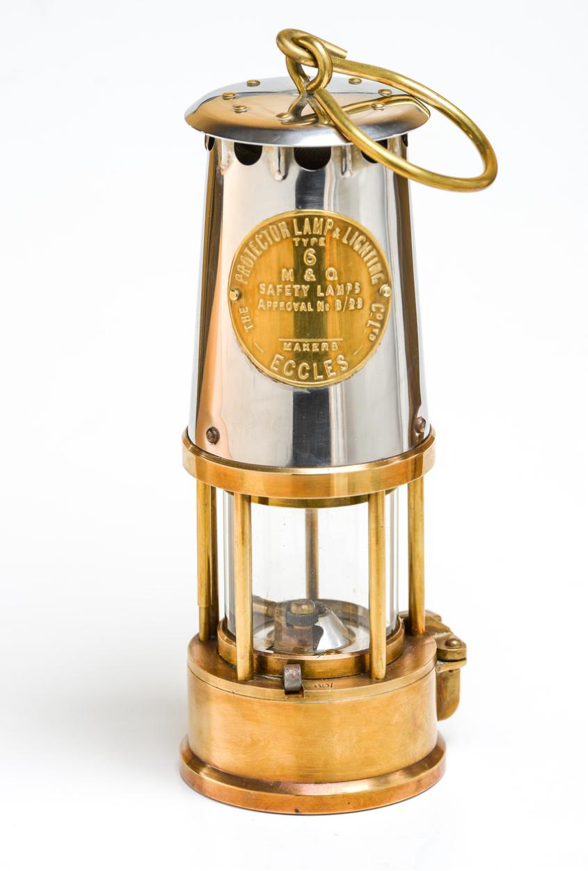 Genuine Used Miners Lamp