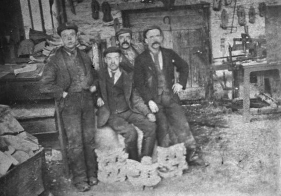 Voices in the Coalshed: What's in a Name?
