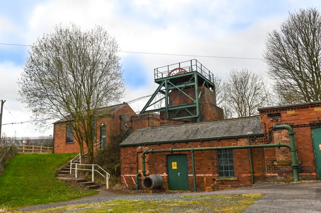 Electric Winding House