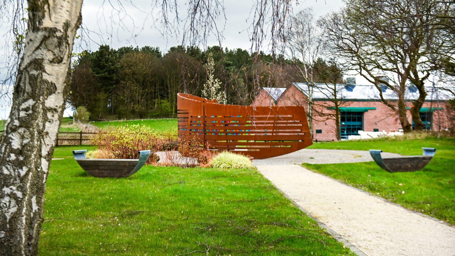 Miners' Memorial Garden
