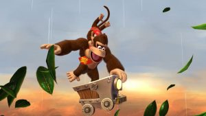Donkey Kong Country: Tropical Freeze (2018). Image from Nintendo Switch trailer.