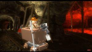 Lego Indiana Jones: The Original Adventures (2008). Image from PC version. Credit: Carl Wilson.