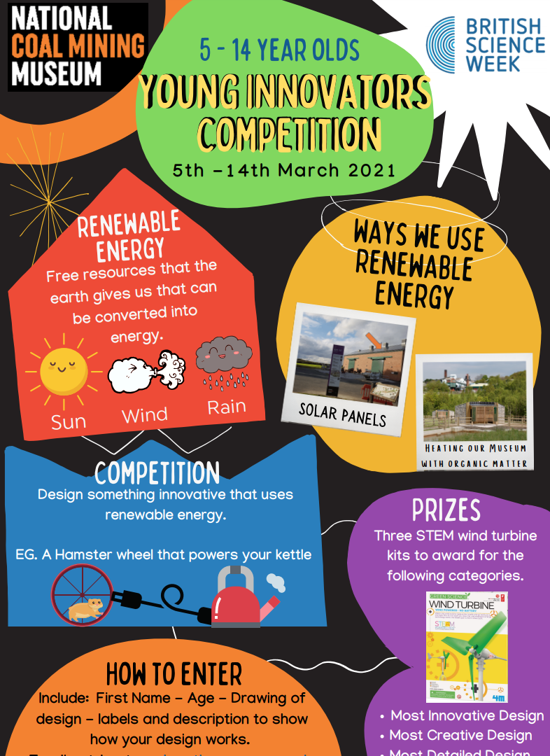 British Science Week: Young Innovator Challenge