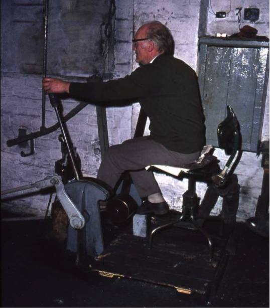 Voices in the Coalshed: Who is a Winding Engine Man?
