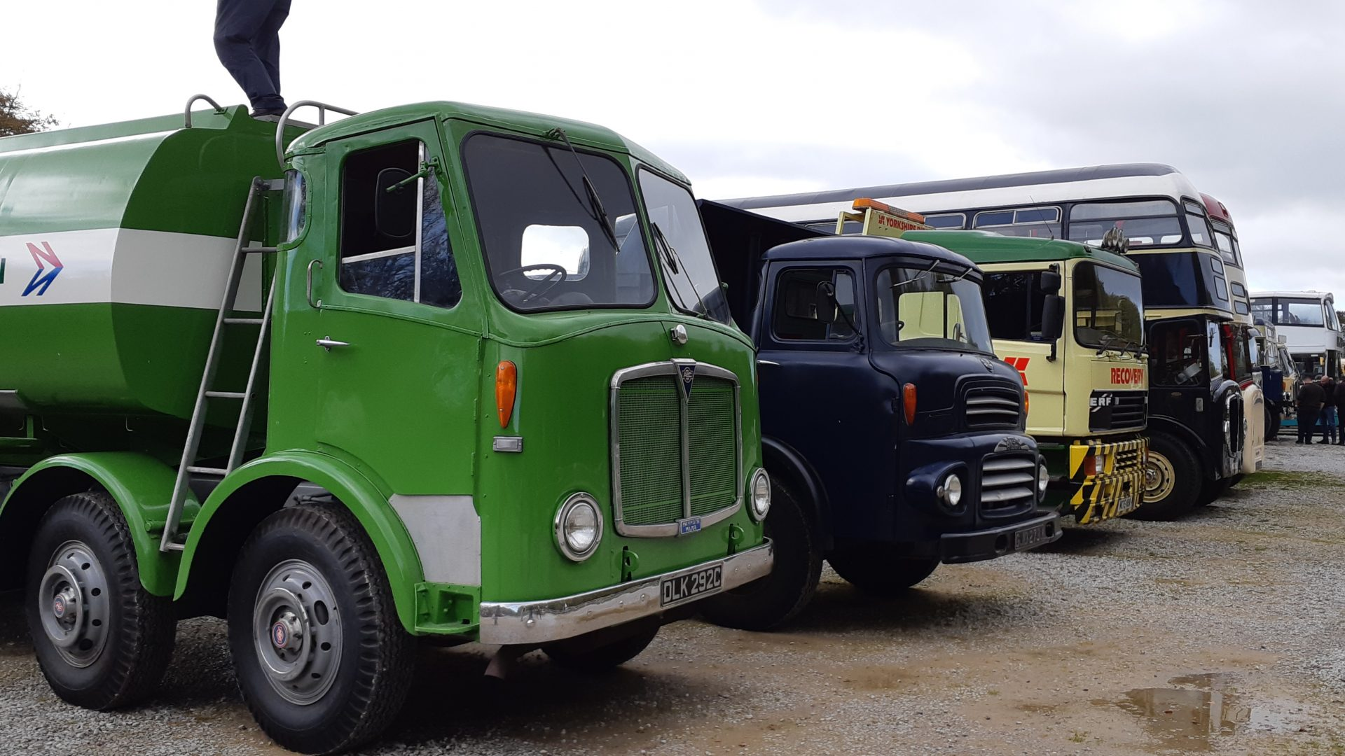 Vintage Vehicle Rally